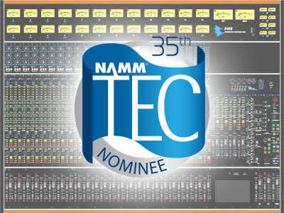 Industry Celebrates 35th Annual TEC Awards Nominees
