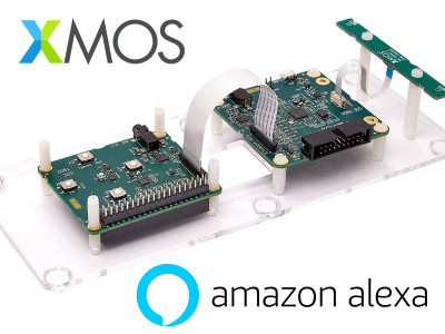 XMOS Introduces New Voice Processor and Far-Field Voice Development Kit for Amazon AVS