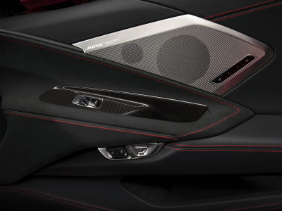 Bose Introduces Its Most Powerful Performance Series Sound System in Next-Generation Chevrolet Corvette Stingray