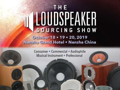 Calling All Speaker Companies and Professionals to The Loudspeaker Sourcing Show 2019!