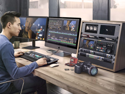 Blackmagic Design Announces Final Release of DaVinci Resolve 16 and Availability of Version 16.1 Beta