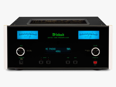 McIntosh Announces Most Versatile Tube Preamp Ever with New DA2 Digital Module