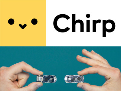 Chirp Announces Data-Over-Sound on Arduino Boards