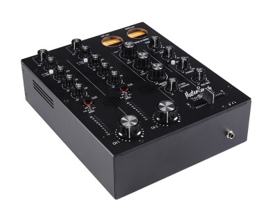 MasterSounds Introduces High-Quality Compact Tube-Based DJ Mixer