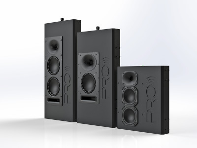Pro Audio Technology Expands SR Series Home Cinema Loudspeakers