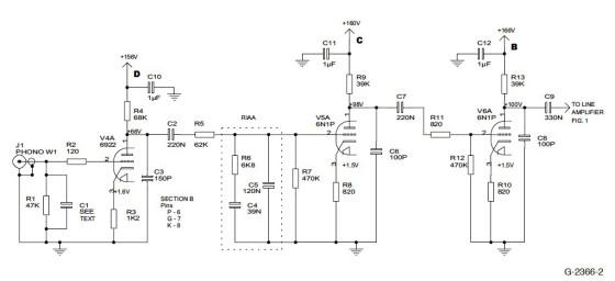Fantastic High Quality Tube Type Control Unit Audioxpress Wiring Database Mangnorabwedabyuccorg