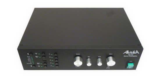 New Akitika Preamp Platform to Build and Customize | audioXpress