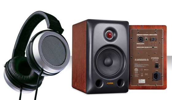 Fostex Brings New Speaker System And Hi Fi Headphones to