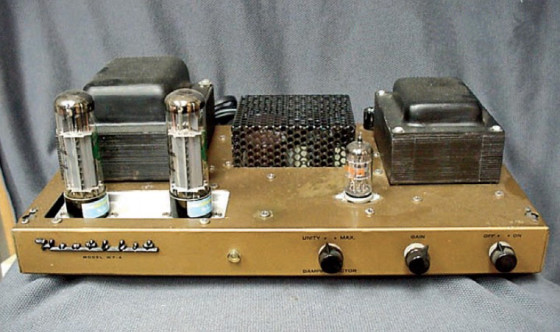 Heathkit W-7 Rebuild | audioXpress