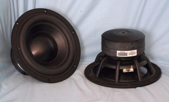 "Test Bench - Wavecor SW223BD02 8 75"" Subwoofer   audioXpress"