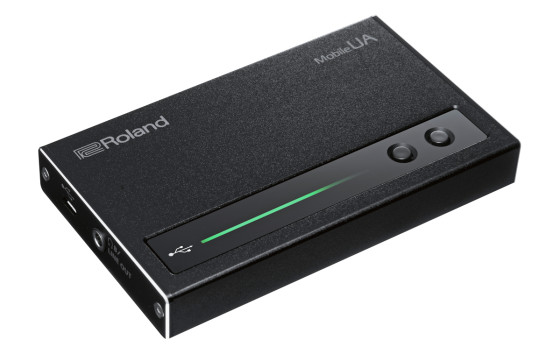 Roland New Mobile UA High-Resolution Audio Interface | audioXpress