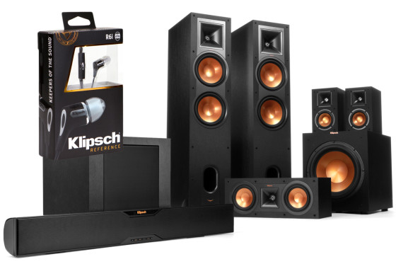 Klipsch Reference Unity Strategy Aligns Speaker and