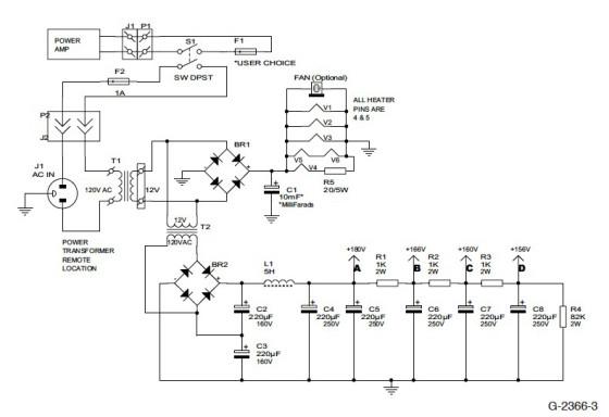 Admirable High Quality Tube Type Control Unit Audioxpress Wiring Database Mangnorabwedabyuccorg