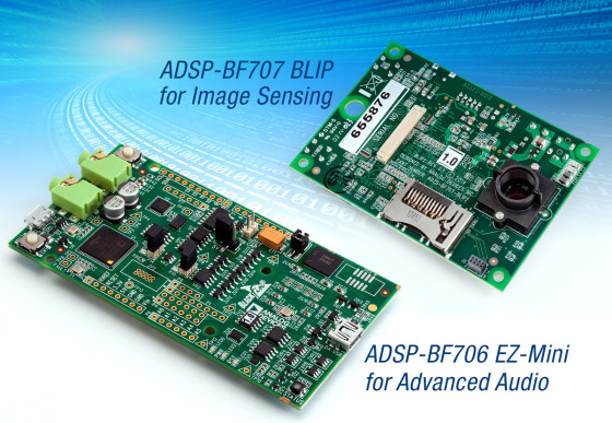 Analog Devices Announces New Low-Cost DSP Development Platforms for