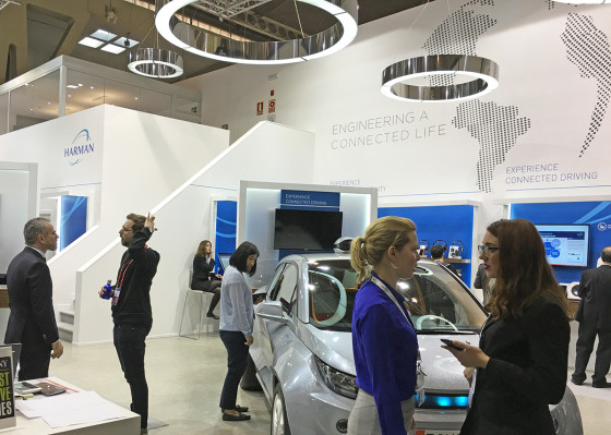 Harman Connected Car Ecosystem Expands with New Service Delivery