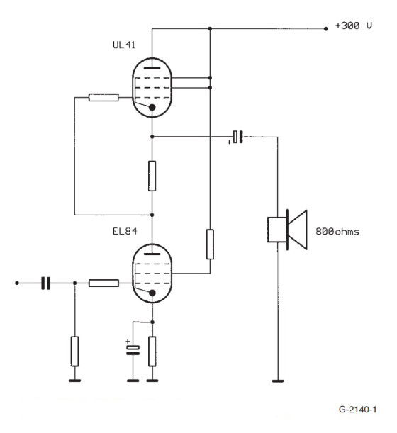 the spp amplifier