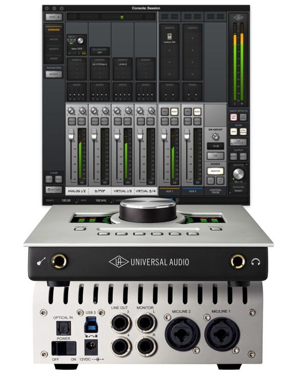 Universal Audio Introduces New Apollo Twin USB for Windows