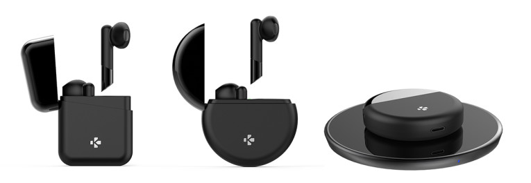 8e24c8ea01a The true wireless earbuds come in two versions with distinctive design and  features.
