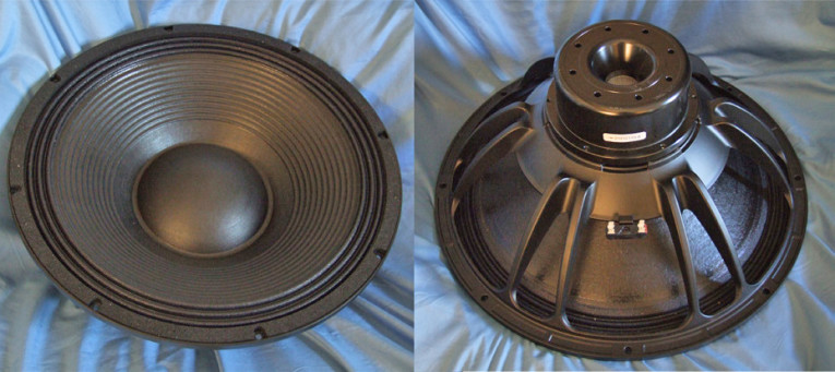 Test Bench: B&C Speakers 21DS115 21-Inch Woofer | audioXpress