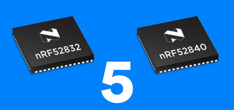 Nordic Semiconductor Shows Development Kit and Other