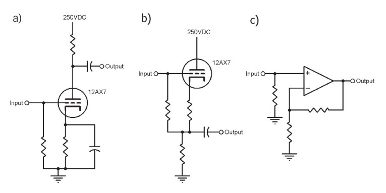 A Three-Channel Tube-Based Guitar Preamplifier | audioXpress