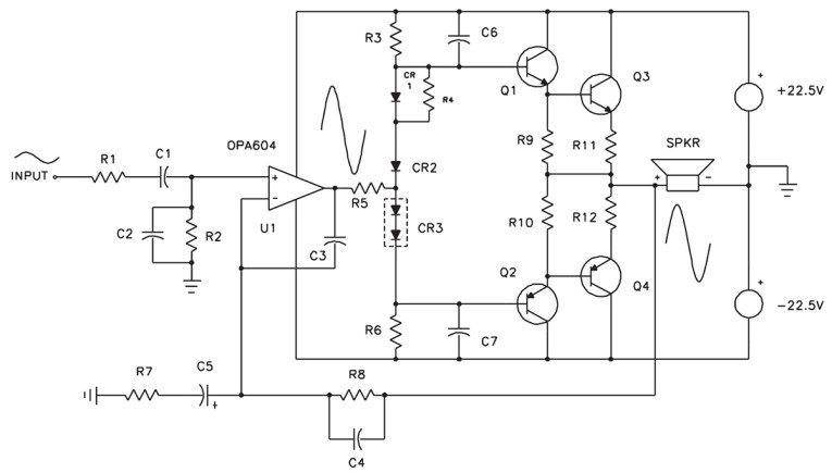 Four Hybrid Solid-State Power Amplifiers | audioXpress