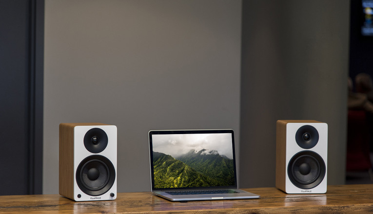 Later Fluance Proposed More Conventional Bluetooth Bookshelf And Tabletop Speakers Now Complemented With The Ai40 Powered Most Affordable