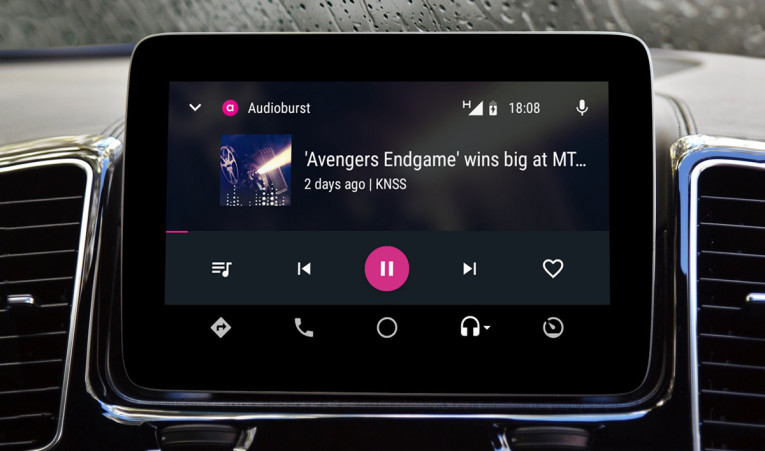 Audioburst Launches Real-Time Talk-Audio App for Android