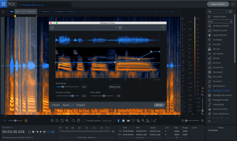 iZotope Releases New RX 7 Audio Repair and Enhancement