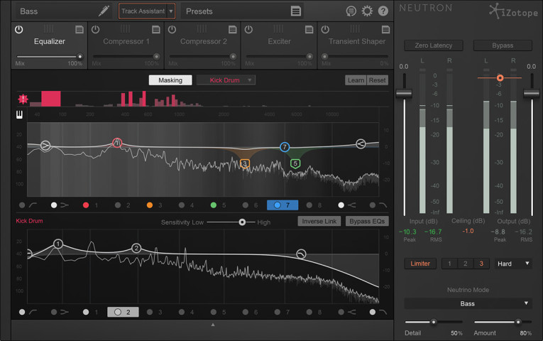iZotope Introduces Neutron Intelligent Mixing Assistant