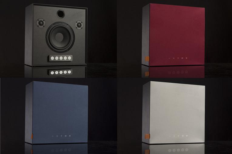 Morel Hi-Fi Introduces Högtalare Wireless Home Speaker