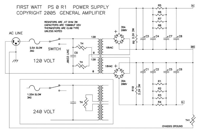 You can DIY! The F5 Power Amplifier | audioXpress