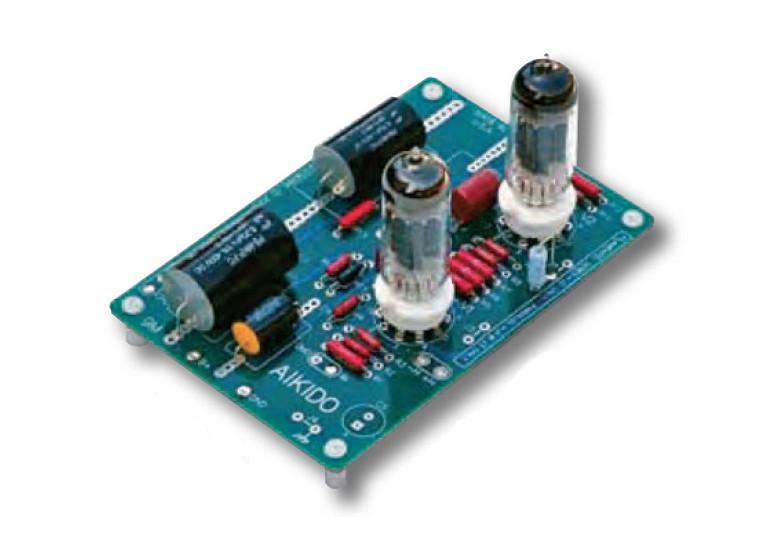 A Hybrid Valve MOSFET SE Amp - Complete Project   audioXpress