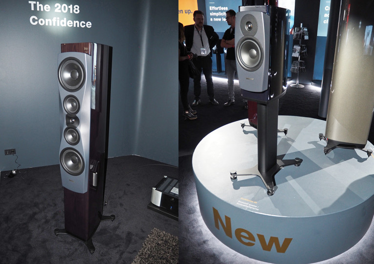 Dynaudio Completely Redesigned Confidence High-End Speaker