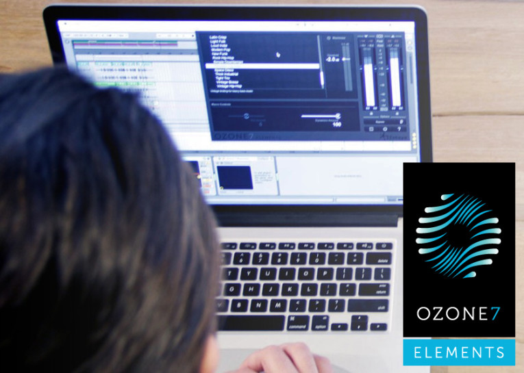 iZotope Simplifies Mastering Tools with Ozone 7 Elements | audioXpress