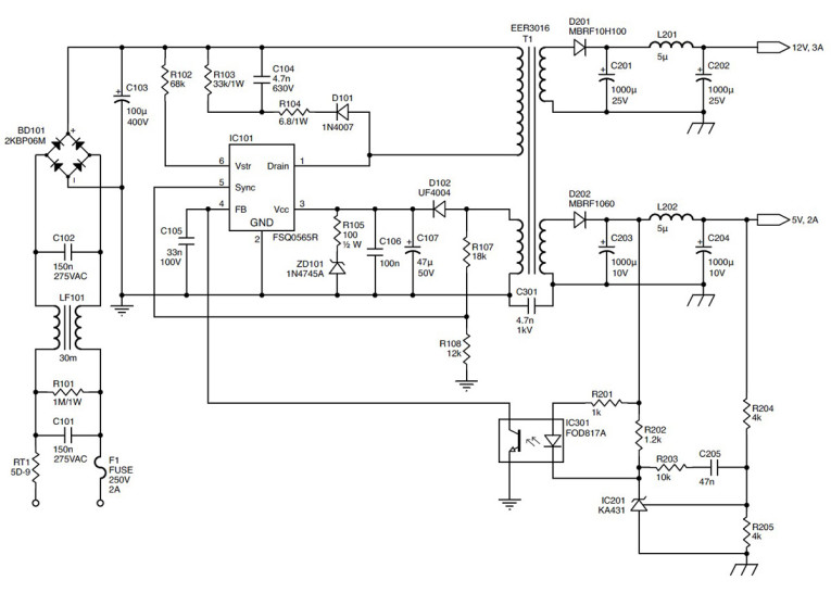Repairing Switching Mode Power Supplies | audioXpress