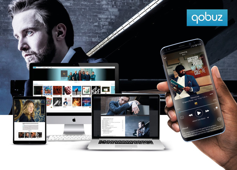 Qobuz to Preview High-Res Audio Music Streaming and Download Service