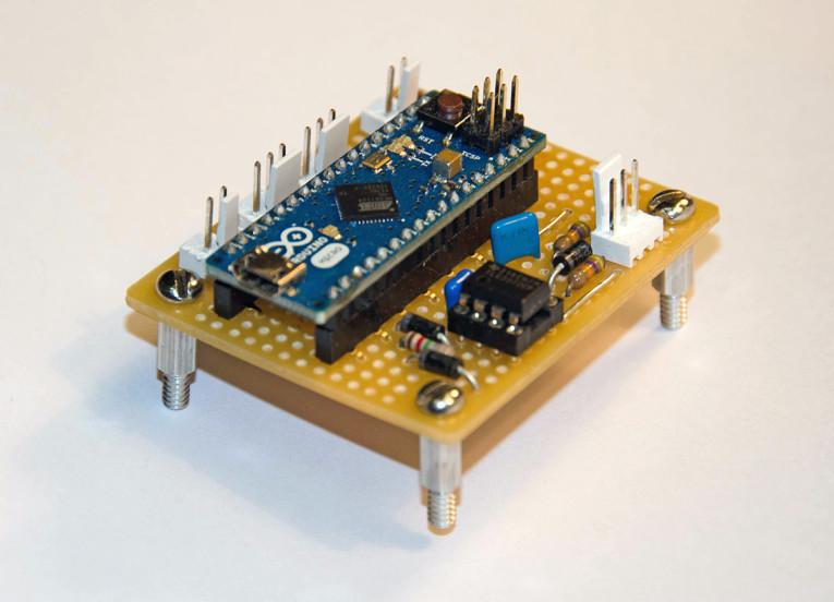 Arduino-Based Tube Power Amplifier Controller   audioXpress
