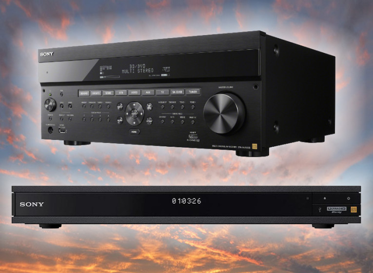Sony Unveils First 4K Ultra HD Blu-ray Player for Custom