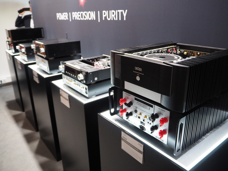The New Generation Mark Levinson Components at High End