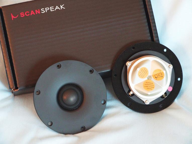 Test Bench: Scan-Speak D2908/714000 Revelator Beryllium 30-mm Dome