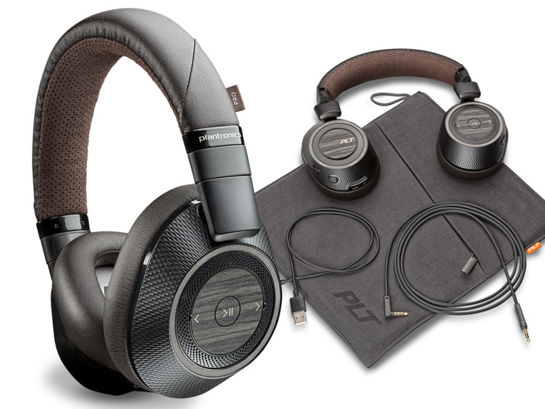 3ab99101b3b With its new BackBeat PRO 2 wireless over-the-ear headphones, Plantronics  shows that is possible to improve, while making even more affordable  products.