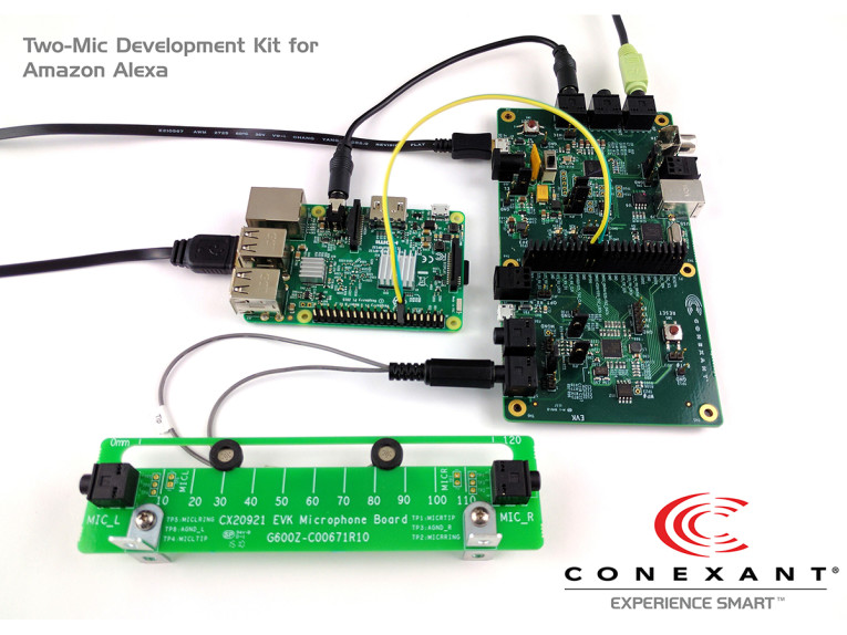 Arrow Electronics and Conexant Systems Collaboration on