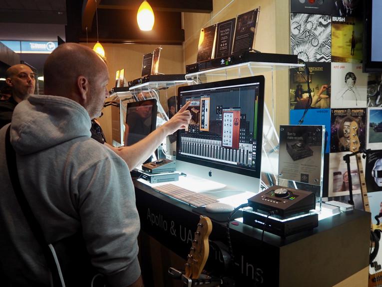 Universal Audio Unveils New Apollo Twin MkII Desktop Audio