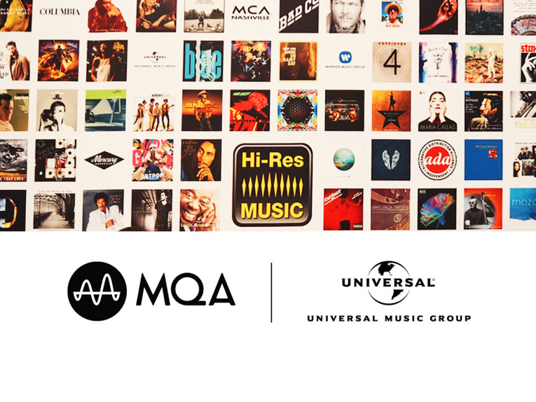 MQA and Universal Music Group to Collaborate on Advancing Hi