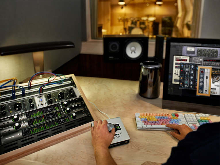 Universal Audio Releases UAD Software v9 1 with New Plug-Ins