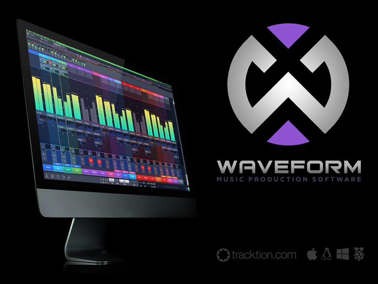 Tracktion Launches a New and Affordable DAW and its Called