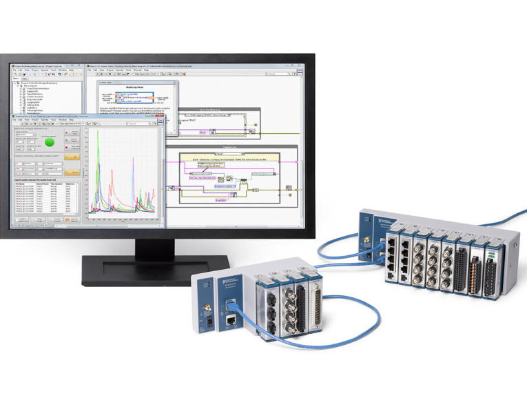National Instruments Integrates Ethernet TSN Into its