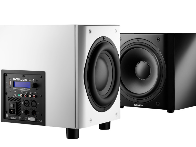 New Dynaudio Subwoofers Bring High-End and Low-End Options