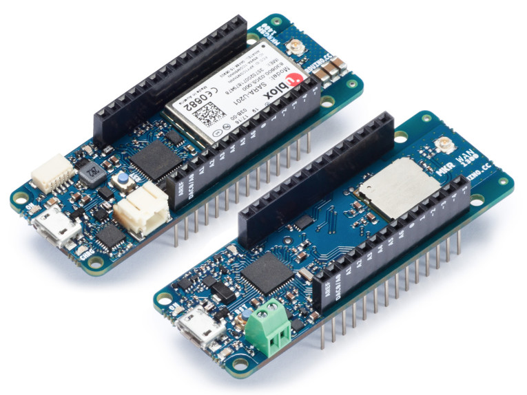 Arduino Unveils Two New Development Boards for Low Power